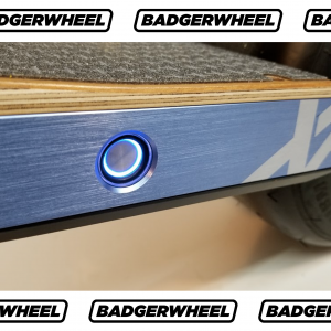BADGER POWER BUTTON COVER