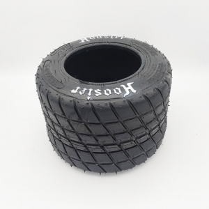 HOOSIER 11.0X6.0-6 FF T2 TREADED TIRE FOR PLUS/XR